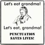 Punctuation Grandma